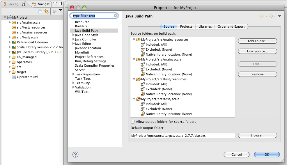 Configurer vos projets SBT pour Eclipse ou IntelliJ IDEA - Blog