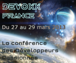 Sortie de la version 2013 de l'application mobile Devoxx France !