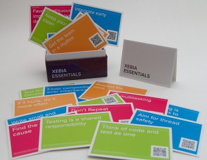 Xebia Essentials Cards