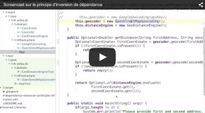 Screencast -Dependency Inversion Principle