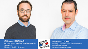 Agile France 2016 : Retrouvez nos speakers !