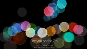 Suivez l'événement Apple « See You on the 7th » chez Xebia