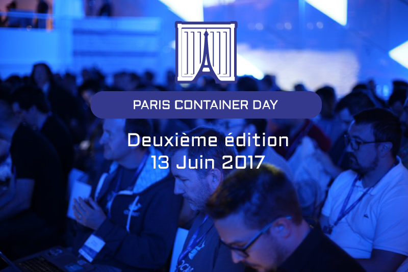 Seconde édition du Paris Container Day