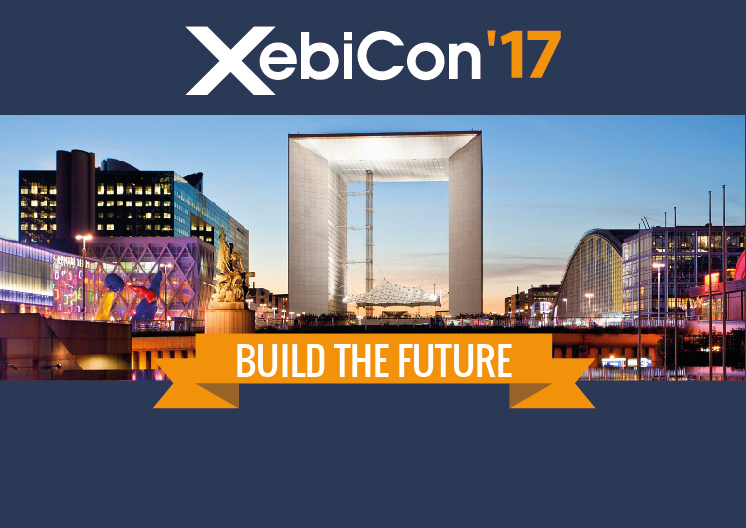 SAVE THE DATE : LA XEBICON REVIENT LE 30 NOVEMBRE 2017 !