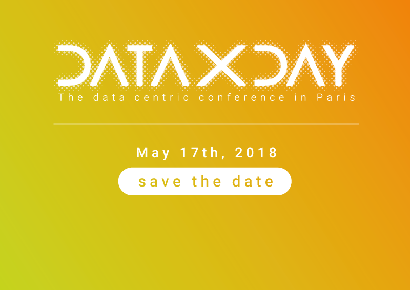 DataXDay – The data centric conference in Paris
