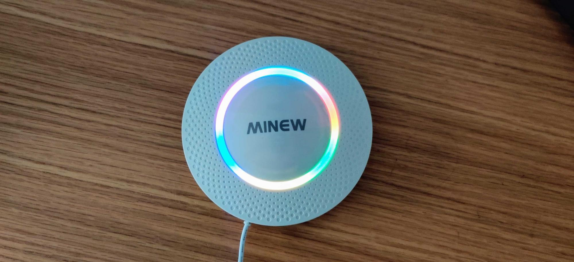 Minew G1 Bluetooth to Wifi gateway router