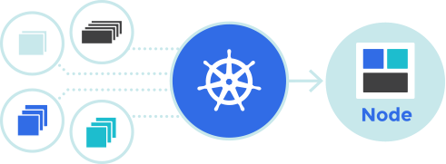 La solution d'orchestration Kubernetes est disponible en version 1.2